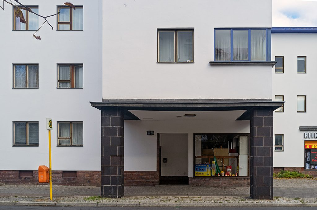 Die Wohnsiedlung Weiße Stadt., Berlin: Weiße Stadt