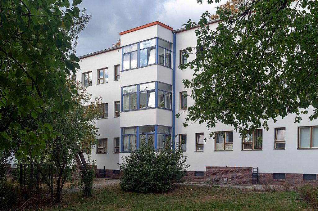 Stadterkundung Berlin, Weiße Stadt, Siedlung, Reinickendorf, Welterbe