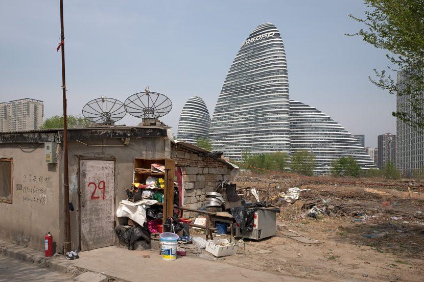 Stadterkundung Bejing, Zaha Hadid, Wangjing Soho