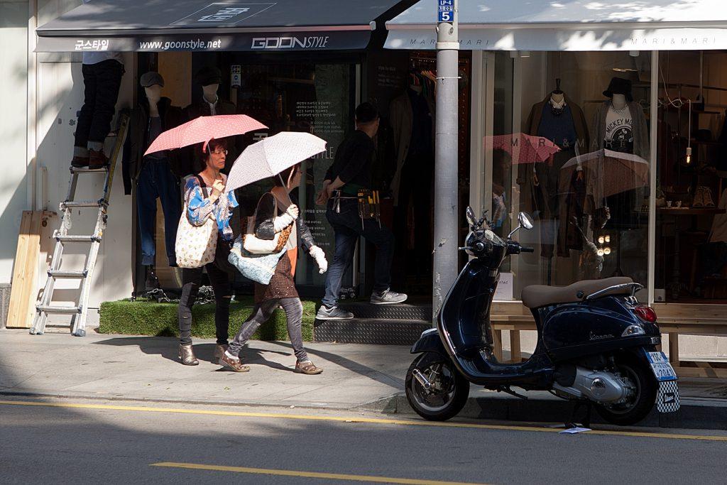 Stadterkundung, Seoul, Südkorea, Gangnam Style, Psy