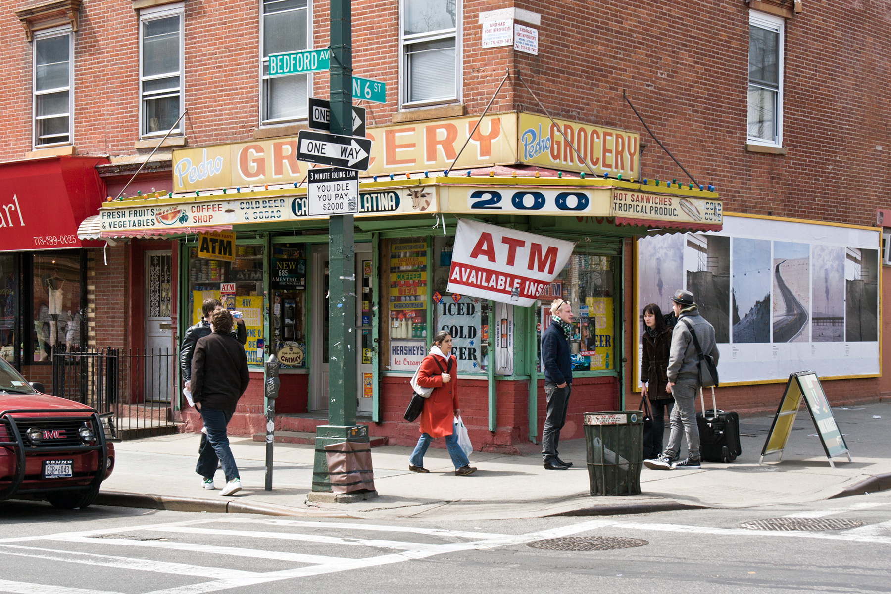 Stadterkundung New York City, Deli-Groceries