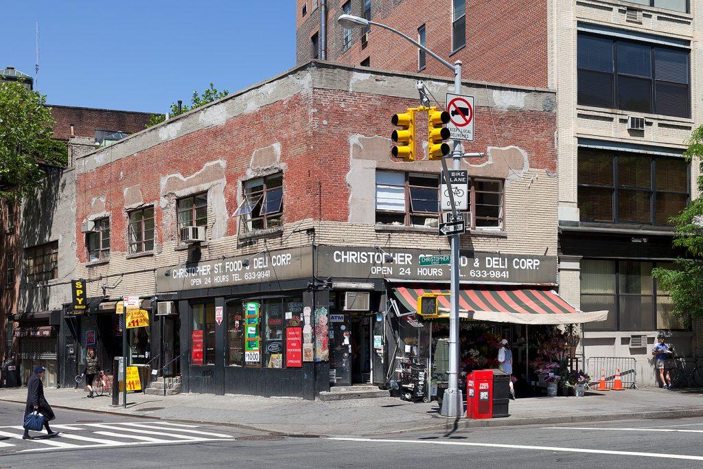 Stadterkundung New York City, Deli-Groceries