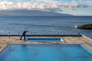 São Miguel: Öffentliche Badeanstalt