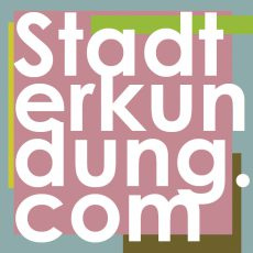 Logo mit Schrift: Stadterkundung.com