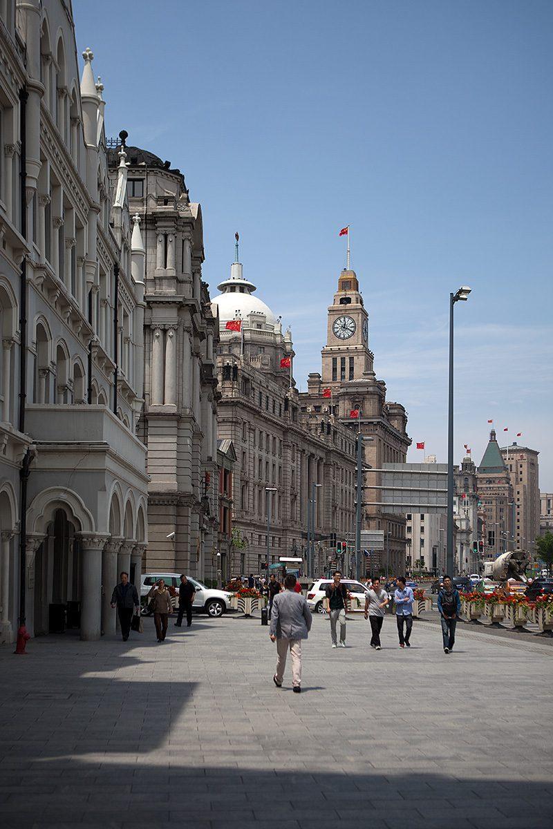 Klassizistische Gebäude