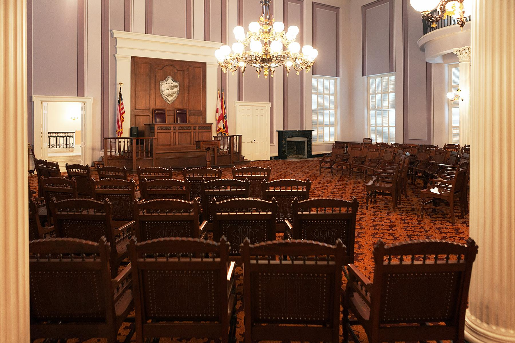 Montgomery: State Capitol, Montgomery: State Capitol