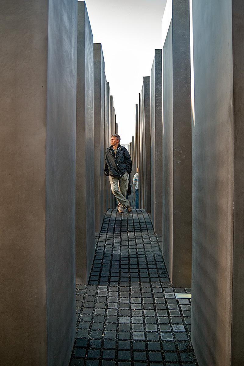 Berlin: Holocaust Mahnmal, Berlin: Holocaust Mahnmal